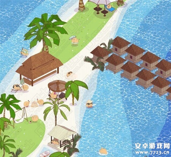 0版马尔代夫和巴厘岛度假村场景抢先