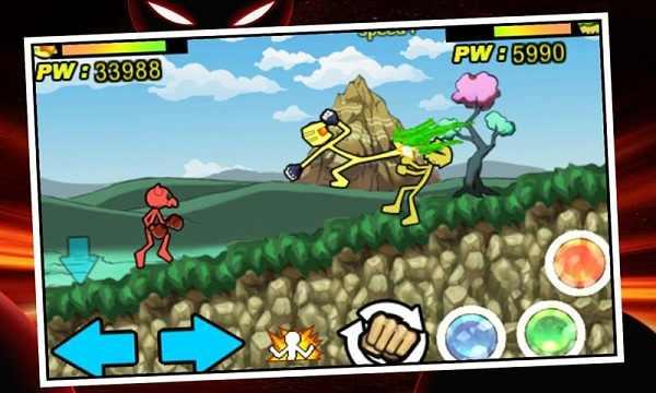 狂怒的火柴人3破解版 无限金币 v1.0.5