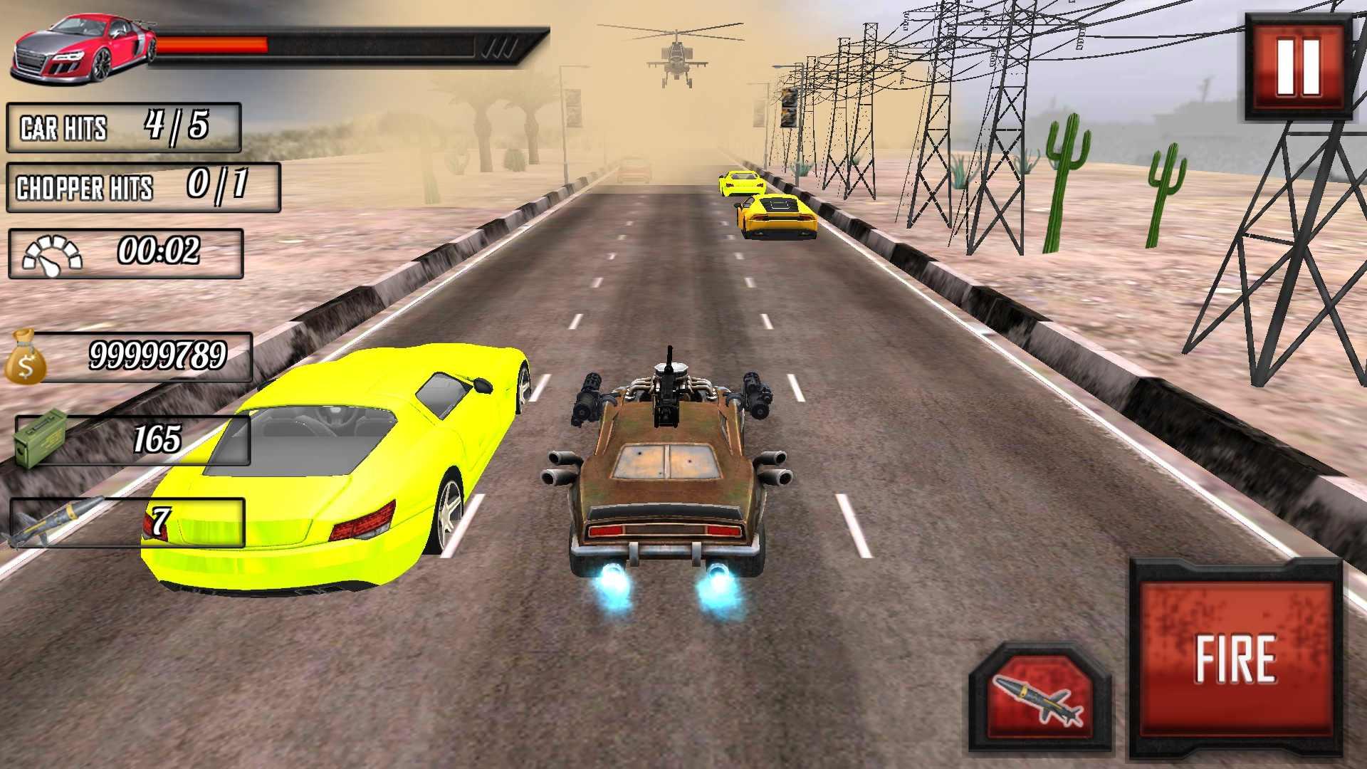 该安卓游戏中拥有多个免费的赛车跑道,赛车,皮肤和各种能够加强汽车的