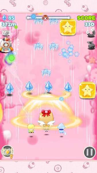 的公主人物升级和精灵升级,公主人物和精灵可以通过花费小钻石来解锁