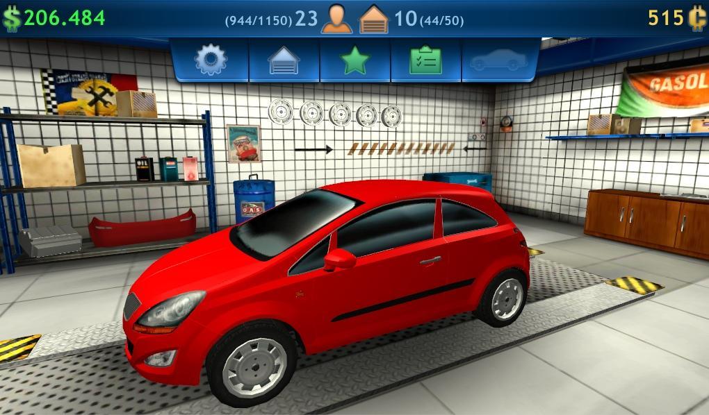 《汽车修理工模拟2014 Car Mechanic Simulator 2014》是一款汽车修理工模拟类游戏。在游戏中玩家要扮演一个新人修理工,在汽车修理厂修改大大小小各式车辆,并在修理完之后进行试驾。这款游戏可谓说是非常的别出新裁,相信对于模拟经营游戏玩家并不会陌生,比如餐厅模拟、汽车驾驶模拟、医院模拟等,但是《汽车修理工模拟2014》却是模拟汽车修理厂工人工作的游戏,新的冒险,新的体验,都在等着你来探索。配置要求有点高的经营类游戏,强大的3D引擎让游戏画面的质感非常好。