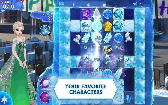 """美丽""""冻""""人的冰雪主题,酣畅淋漓的冰雪特效,加上迪士尼的高水准制作"""