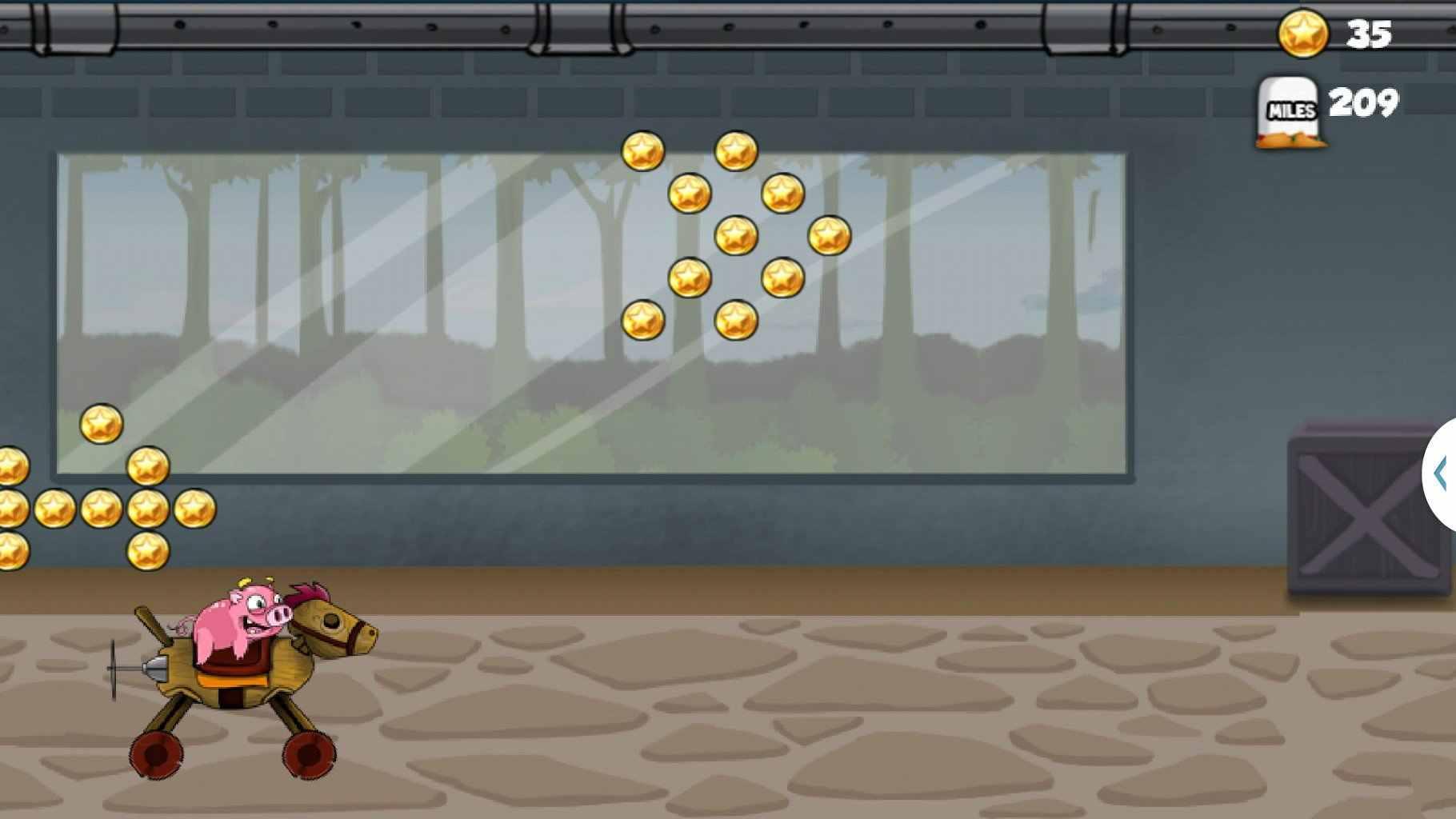 Jetpack Joyride》的飞行酷跑游戏,看起来这是一个平面,没有一只鸟,没有超人哦,不,没有等待。这是一个会飞的猪!喷气小猪是你的一站式解决方案不间断的乐趣和喜剧。这个游戏是一个明确的笑有些幽默图形和超级有趣的设计。帮助你笑,喜欢和艰难的一个不错的小游戏小行动。这个故事,你是一个猪,它喷气背包。然后你去追逐在收集硬币,避免陷阱激光和导弹。有一个记录造成的伤亡人数。