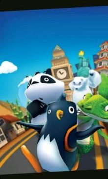 是一款非常流行的休闲游戏,游戏的主角使我们可爱的小企鹅.