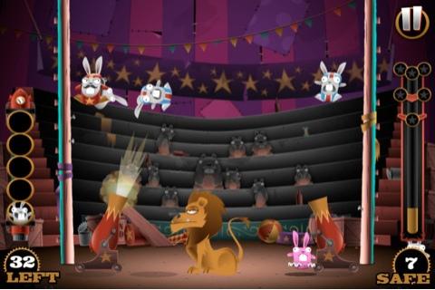 兔子特技马戏团