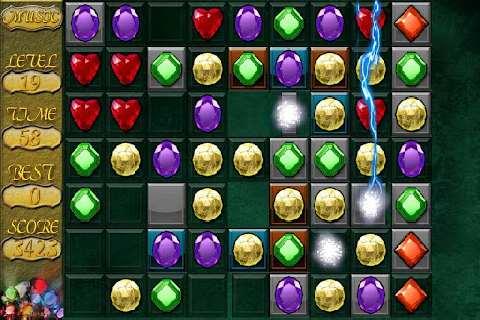 神秘宝石 v1.5_安卓手机游戏免费版下载_7723手机游戏