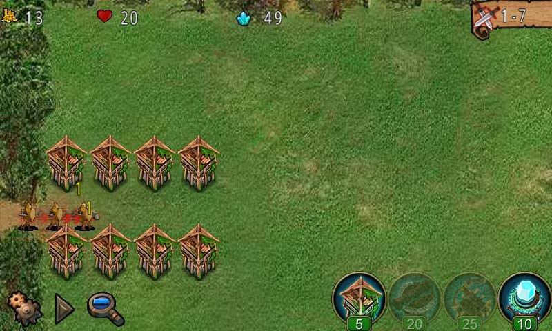 帝国防御塔防_安卓手机游戏免费版下载