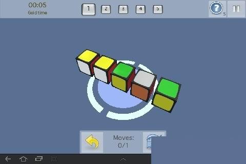五彩魔方3d v1.0.8_安卓手机游戏免费版下载_7723手机