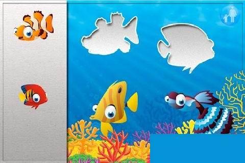 儿童高清动物拼图 v1_安卓手机游戏免费版下载